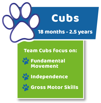 Age group Cubs